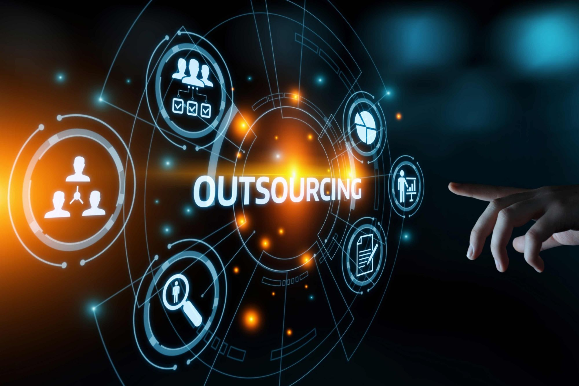 What is freelance outsourcing