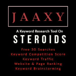 Jaaxy Keyword Research