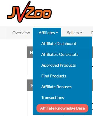 What is JVZOO Affiliates