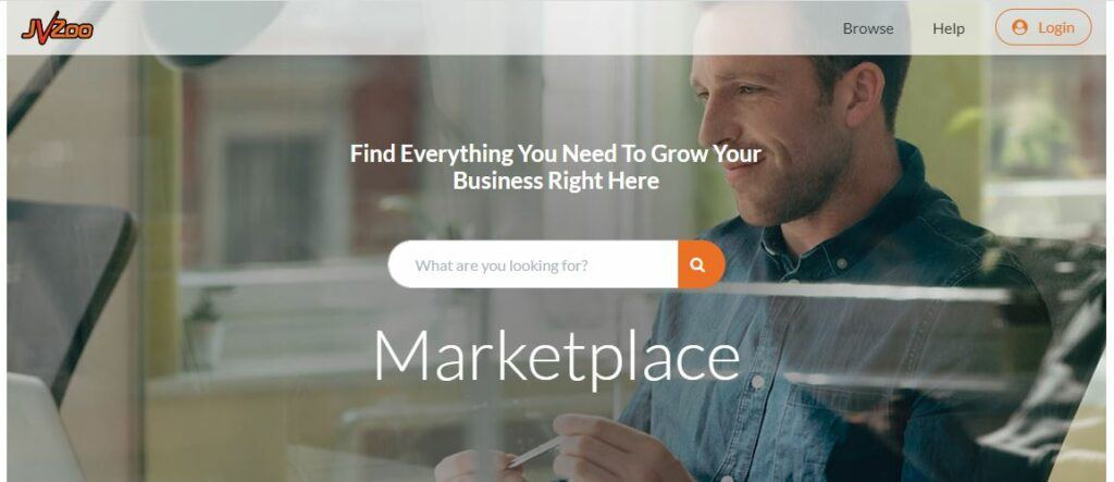 What is the JVzoo Marketplace