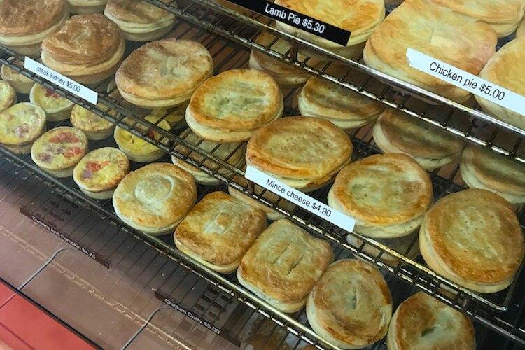 3 pies a week